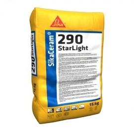 SikaCeram-290 StarLight Adeziv deformabil cu consistenta variabila si randament ridicat
