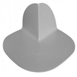 S-Corner PVC 90° Coltar exterior PVC