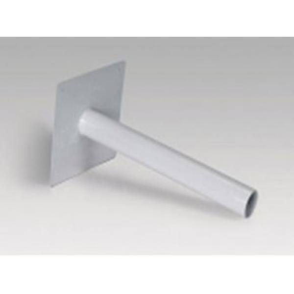 S-Overflow PVC 63 Preaplin din PVC pentru acoperis