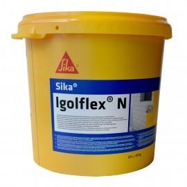 Sika Igolflex N 25Kg Masa de spaclu flexibila din bitum-cauciuc
