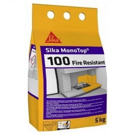 Sika MonoTop 100 Fire Resistant Mortar refractar  (Rezistent la foc)