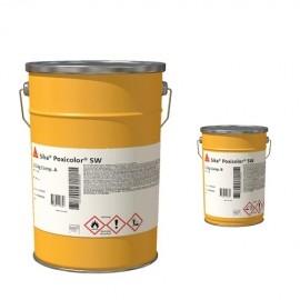 Sika Poxicolor SW Protectie anticoroziva bicomponenta