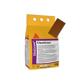 SikaCeram CleanGrout Brown Chit de rosturi 1-8 mm