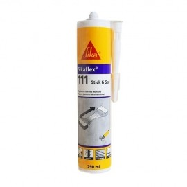 SikaFlex 111 Stick&Seal Alb Adeziv hibrid