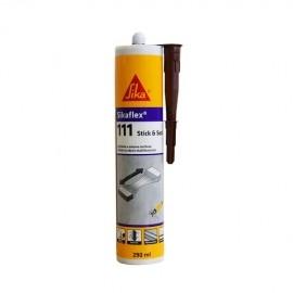 SikaFlex 111 Stick&Seal Maro Adeziv hibrid