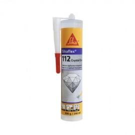 SikaFlex 112 Crystal Clear Adeziv elastic transparent