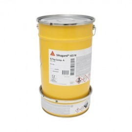 Sikagard-63N 10Kg Sigilare epoxidica rezistenta chimic
