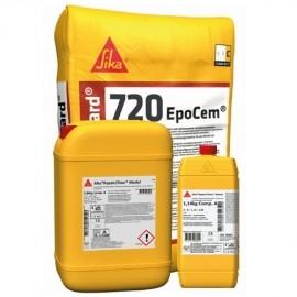 Sikagard-720 EpoCem Mortar tri-component, epoxi-cimentos
