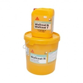 Sikagard Wallcoat-N  20Kg  RAL 7032 Vopsea epoxidica pentru pereti